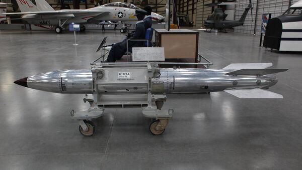 bom hạt nhân B61 - Sputnik Việt Nam