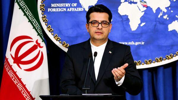 Abbas Mousavi  - Sputnik Việt Nam