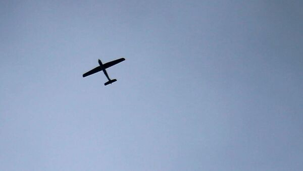 UAV - Sputnik Việt Nam