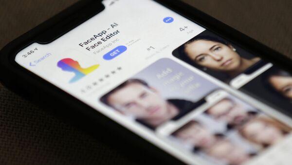 FaceApp  - Sputnik Việt Nam
