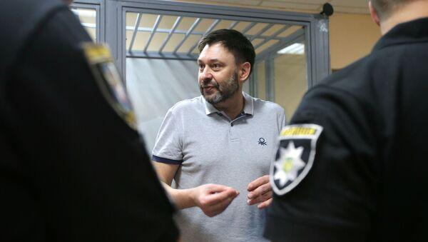 Người đứng đầu RIA Novosti Ukraina, ông Kirill Vyshinski - Sputnik Việt Nam