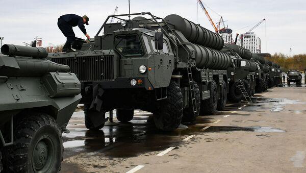 Hệ thống tên lửa phòng không S-400  - Sputnik Việt Nam