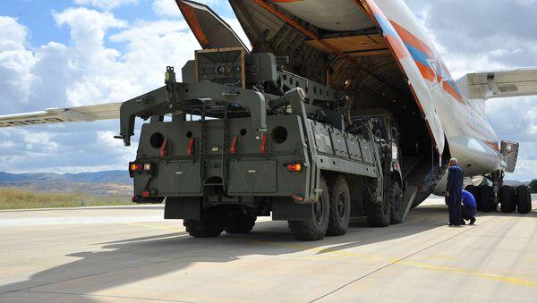 Việc giao hàng S-400 của Nga - Sputnik Việt Nam