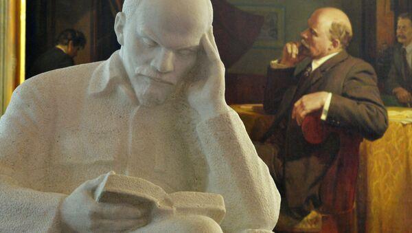 Khu tưởng niệm Vladimir Lenin ở Ulyanovsk - Sputnik Việt Nam