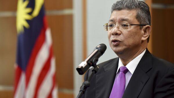 Saifuddin Abdullah - Sputnik Việt Nam
