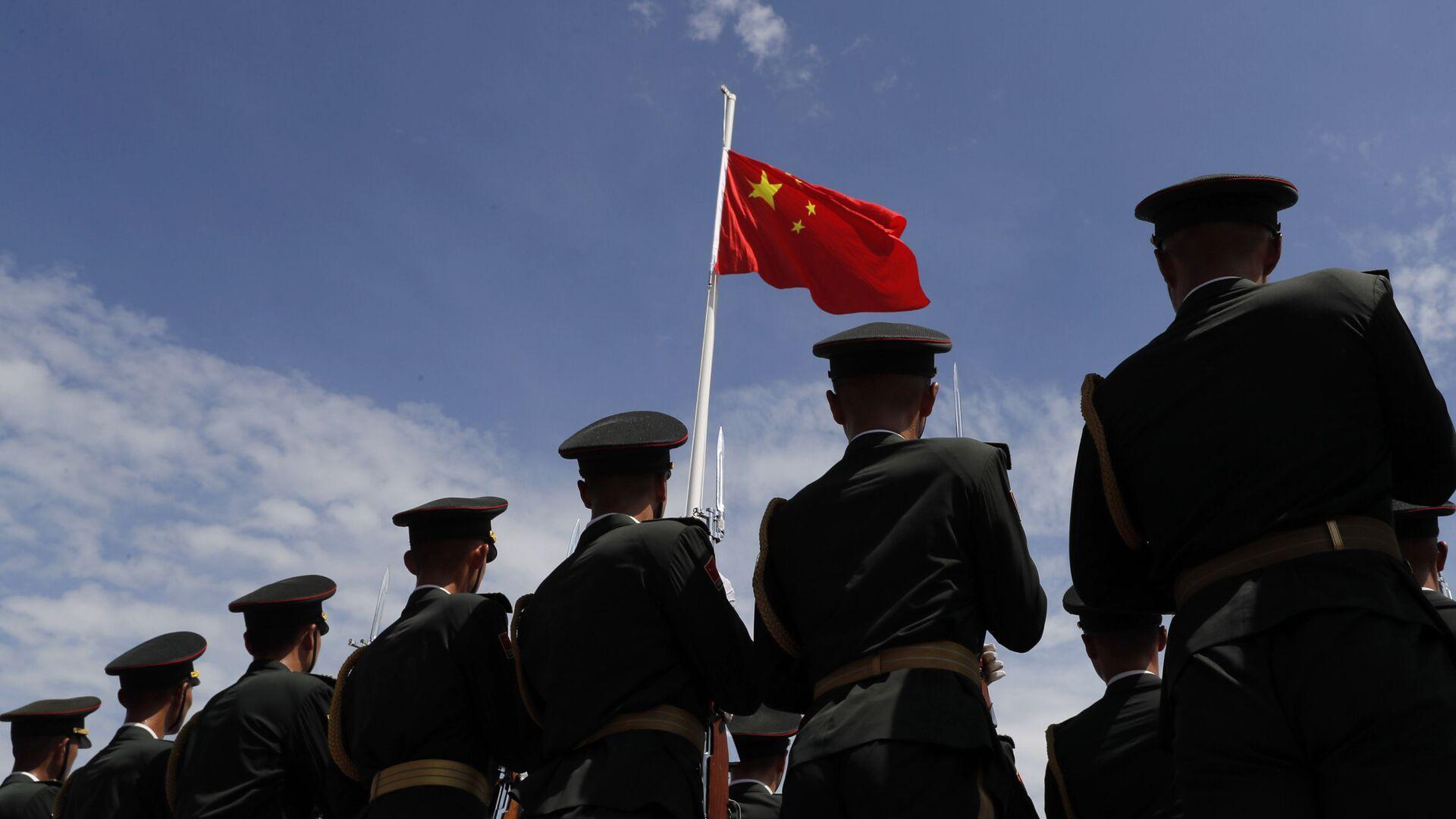 Quân đội giải phóng nhân dân Trung Quốc - Sputnik Việt Nam, 1920, 18.09.2021