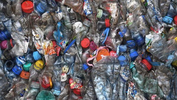 rác thải nhựa - Sputnik Việt Nam