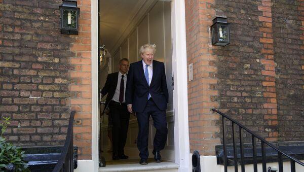 Boris Johnson  - Sputnik Việt Nam