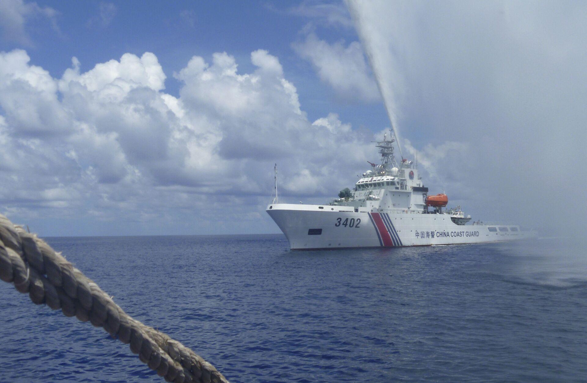 Trung Quốc đòi bá chủ ở Biển Đông: Thế giới nên ủng hộ Việt Nam, Philippines? - Sputnik Việt Nam, 1920, 19.04.2021
