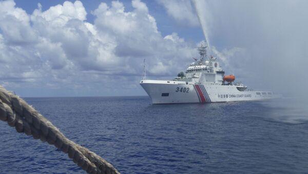 Tàu của hải cảnh Trung Quốc - Sputnik Việt Nam