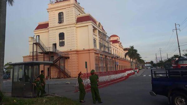 Công an Hải Phòng tạm giữ gần 400 người tổ chức cho chính công dân Trung Quốc đánh bạc - Sputnik Việt Nam