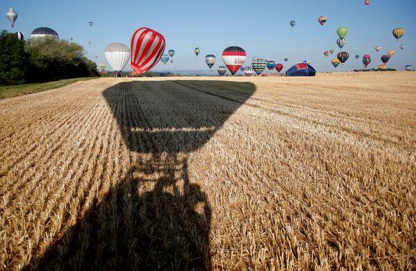 Lễ hội khinh khí cầu thế giới Lorraine ở Pháp - Sputnik Việt Nam