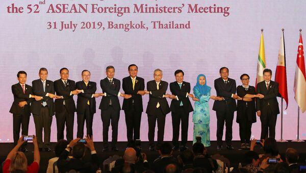 Hội nghị Ngoại trưởng ASEAN lần thứ 52 - Sputnik Việt Nam