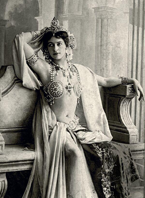 Mata Hari. Năm 1906 - Sputnik Việt Nam