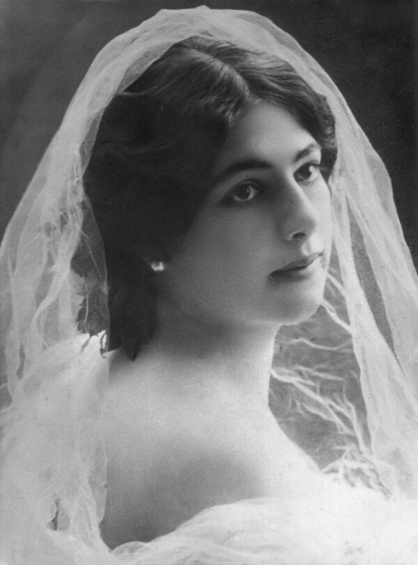 Margaretha Zelle, người sau này nổi tiếng với nghệ danh Mata Hari. Năm 1985 - Sputnik Việt Nam