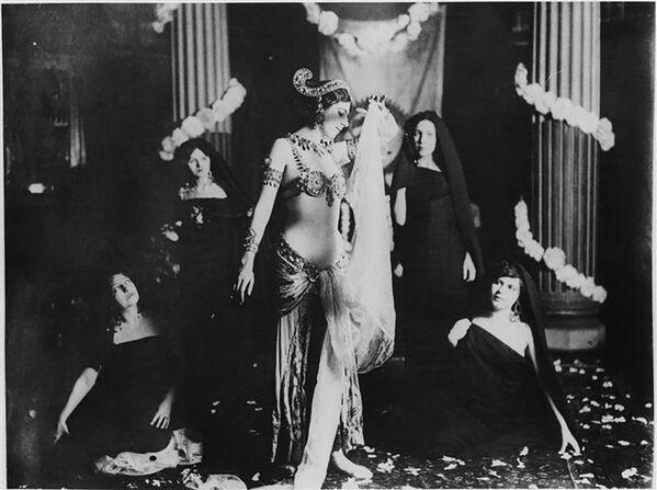 Mata Hari. Năm 1905 - Sputnik Việt Nam