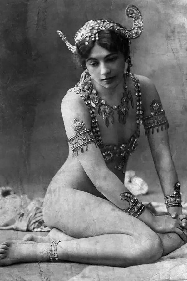 Mata Hari. Năm 1910 - Sputnik Việt Nam