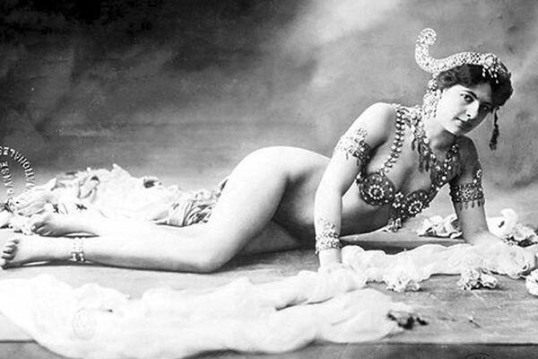 Vũ nữ Mata Hari, năm 1906 - Sputnik Việt Nam