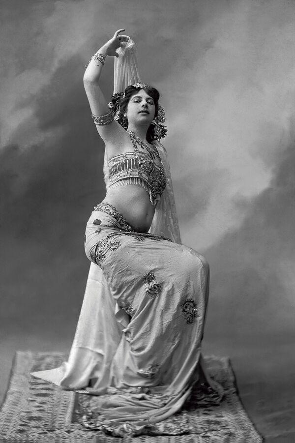 Vũ nữ Mata Hari, năm 1905 - Sputnik Việt Nam