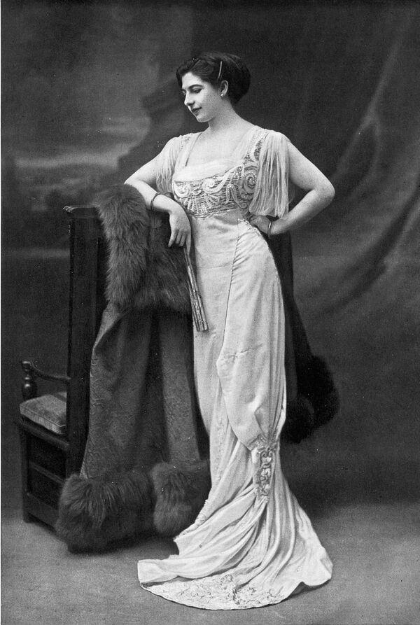 Vũ nữ Mata Hari, năm 1910 - Sputnik Việt Nam