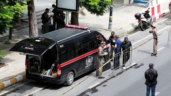 Cảnh sát Thái Lan  - Sputnik Việt Nam