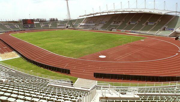 Sân vận độngThammasat - Sputnik Việt Nam