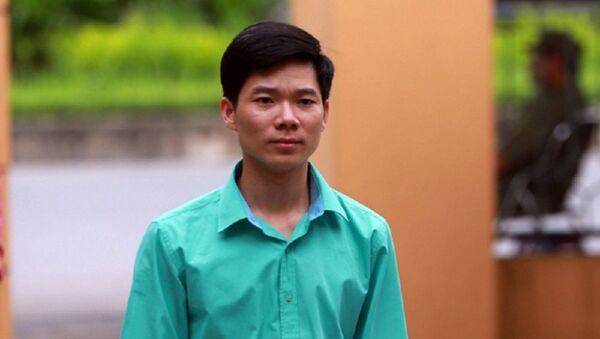 BS Hoàng Công Lương bị tuyên án 30 tháng tù giam về tội vô ý làm chết người trong vụ tai biến chạy thận tại Hoà Bình khiến 8 người tử vong - Sputnik Việt Nam