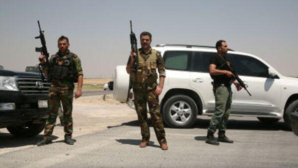 Quân đội Iraq trên đường đến Ramadi - Sputnik Việt Nam