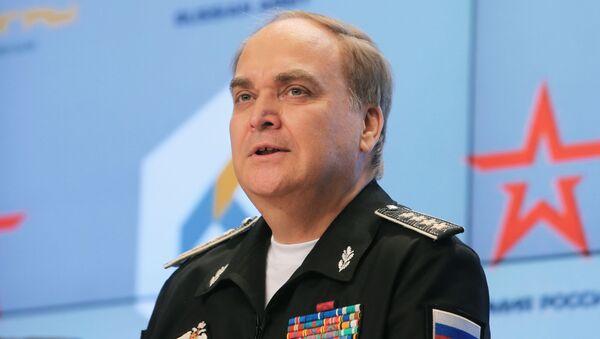 Anatoly Antonov - Sputnik Việt Nam