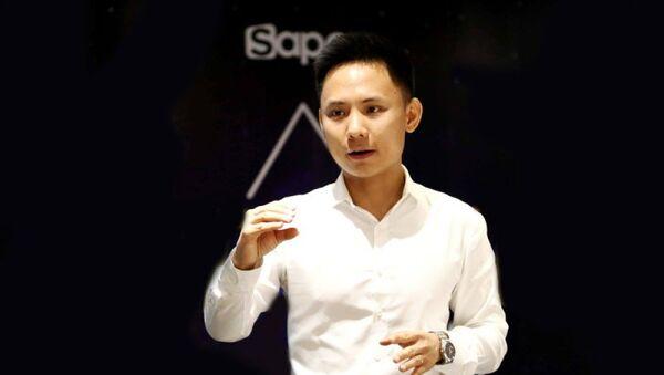 Ông Trần Trọng Tuyến, Tổng thư ký HH thương mại điện tử - Sputnik Việt Nam