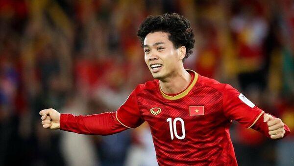 Công Phượng là ngôi sao ở Việt Nam, nhưng vô danh tại Bỉ. - Sputnik Việt Nam