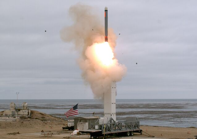 Mỹ thử nghiệm tên lửa hành trình bị cấm bởi Hiệp ước INF