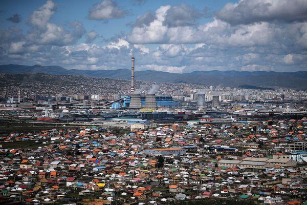 Quang cảnh Ulan Bator, Mông Cổ - Sputnik Việt Nam