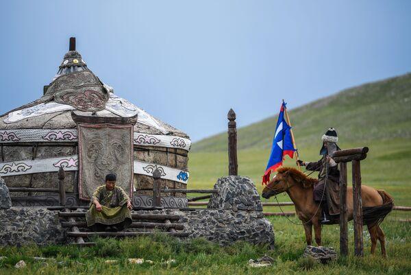 Vườn quốc gia Mông Cổ thế kỷ 13 - Sputnik Việt Nam