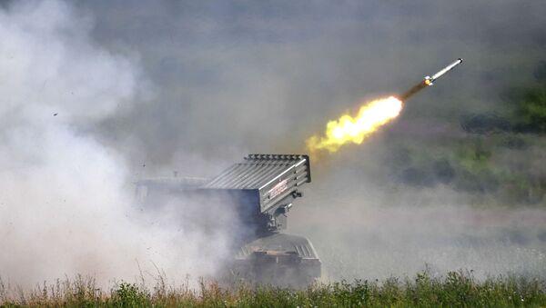 Hệ thống «Tornado-G» - Sputnik Việt Nam