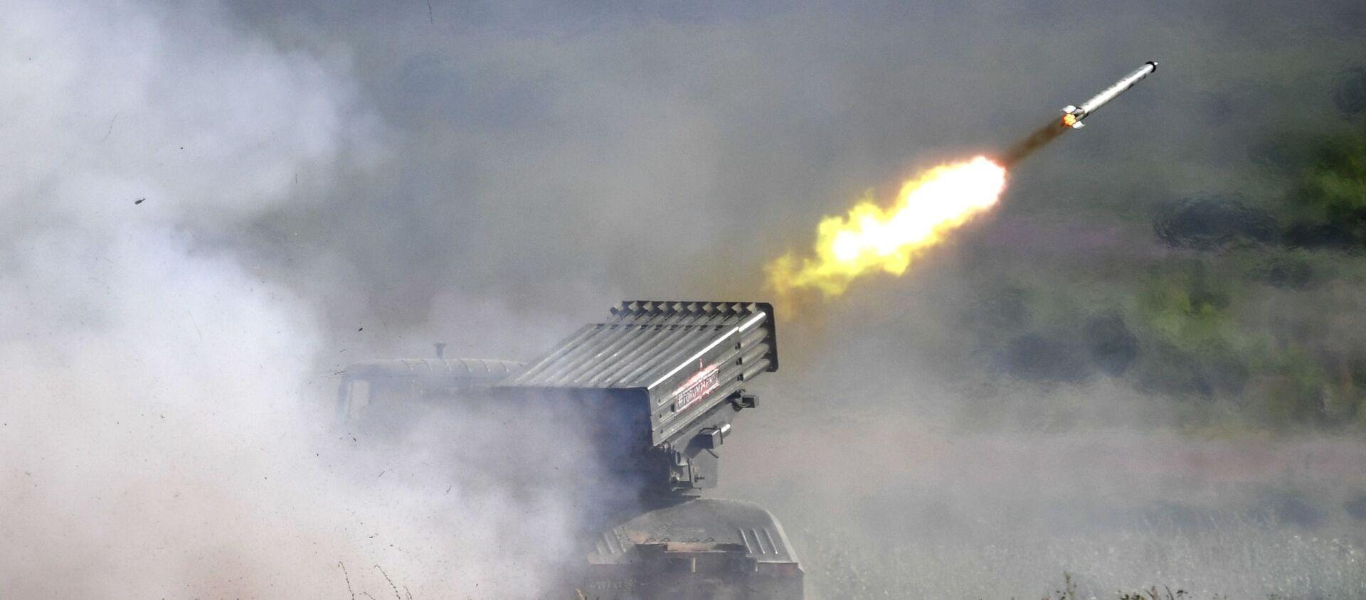Hệ thống «Tornado-G» - Sputnik Việt Nam, 1920, 21.08.2019