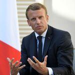 Tổng thống Pháp Emmanuel Macron