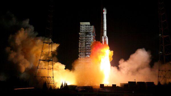 các vệ tinh đầu tiên của hệ thống dẫn đường quốc gia Beidou-3 tại Trung Quốc - Sputnik Việt Nam