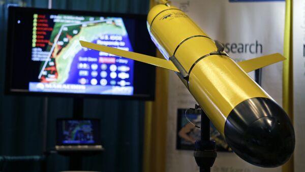 Tàu lượn dưới nước (glider) Slocum G2 - Sputnik Việt Nam