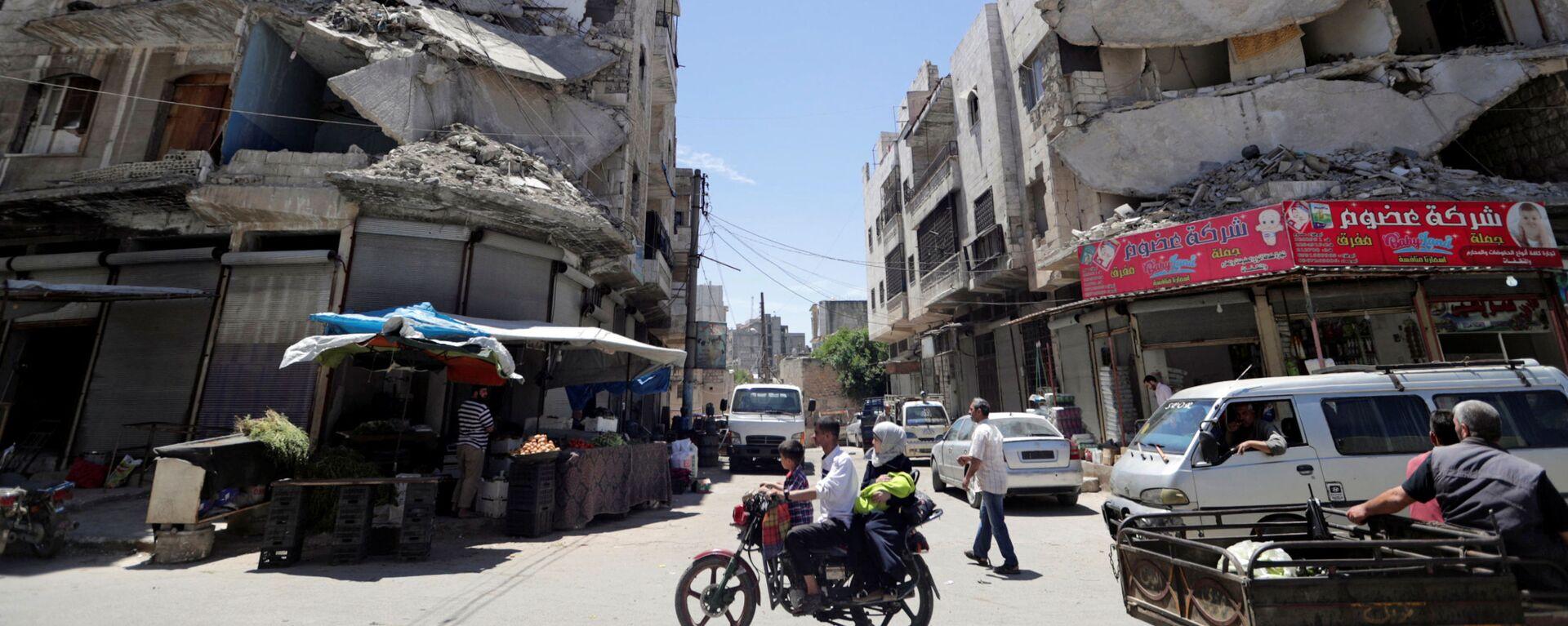 Idlib, Syria. - Sputnik Việt Nam, 1920, 24.05.2021