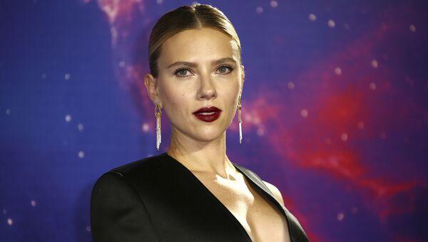 Nữ diễn viên người Mỹ Scarlett Johansson. - Sputnik Việt Nam