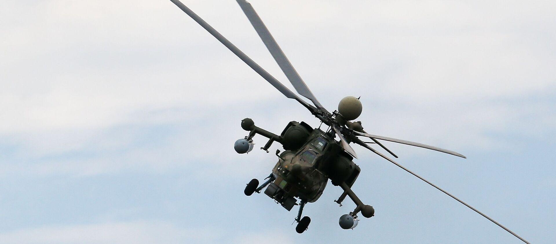 Trực thăng tấn công Mi-28N - Sputnik Việt Nam, 1920, 12.12.2019