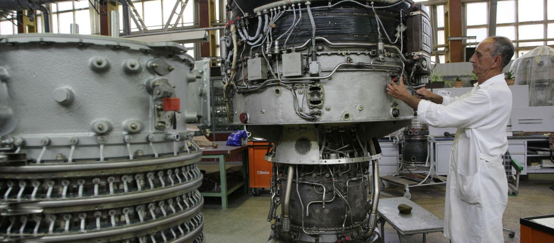 Công ty Motor Sich của Ukraina - Sputnik Việt Nam, 1920, 27.08.2019