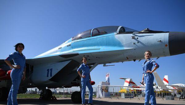 Máy bay chiến đấu MiG-35  - Sputnik Việt Nam
