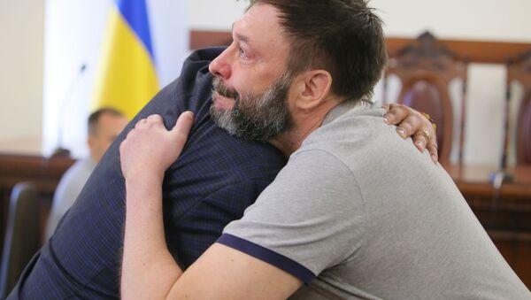 Tòa án Ukraina thả ông Vyshinsky - Sputnik Việt Nam