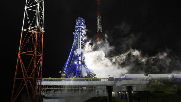 Phóng tên lửa Soyuz-2 - Sputnik Việt Nam