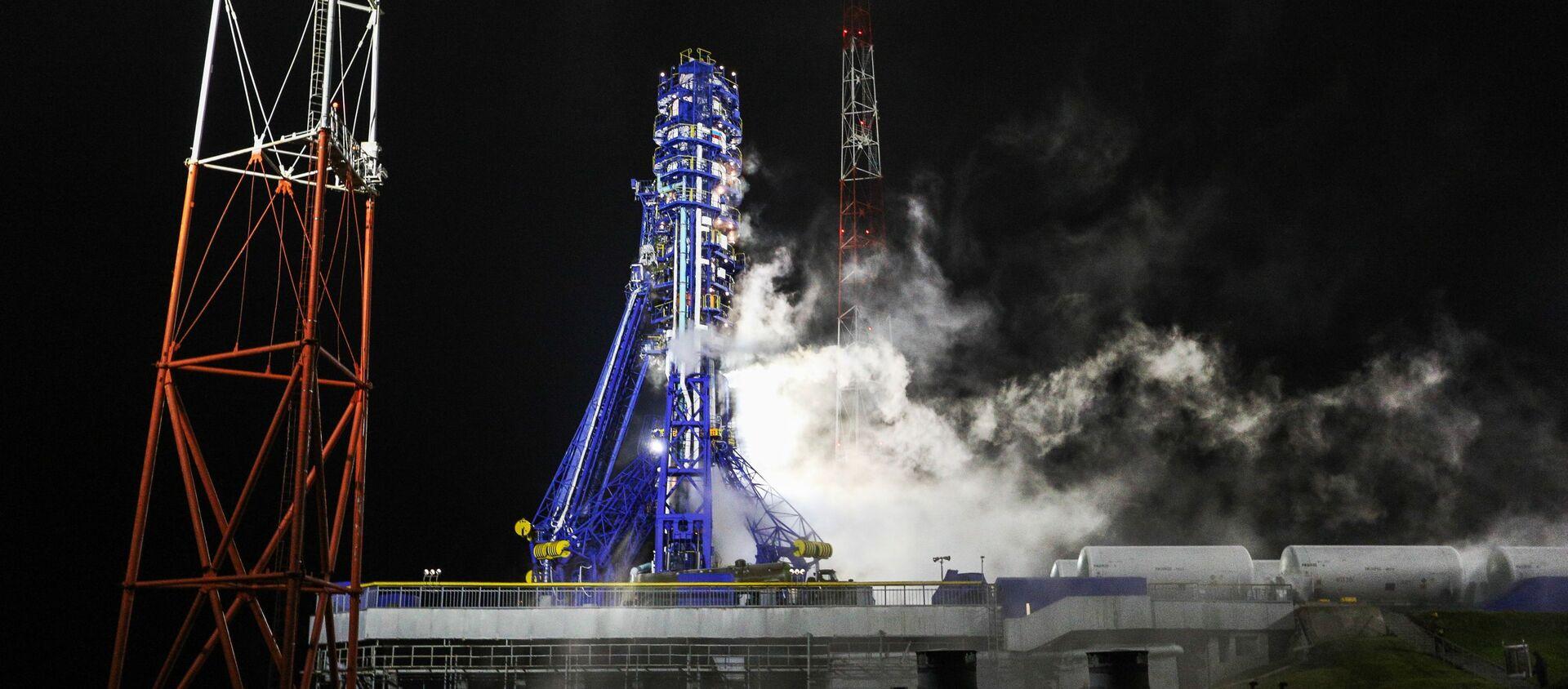 Phóng tên lửa Soyuz-2 - Sputnik Việt Nam, 1920, 04.12.2020