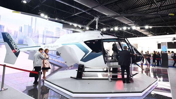 Máy bay trực thăng đa năng VRT500 - Sputnik Việt Nam