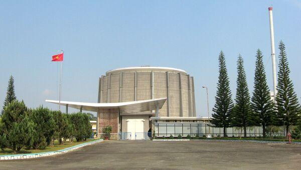 Viện Nghiên cứu Hạt nhân Đà Lạt - Sputnik Việt Nam