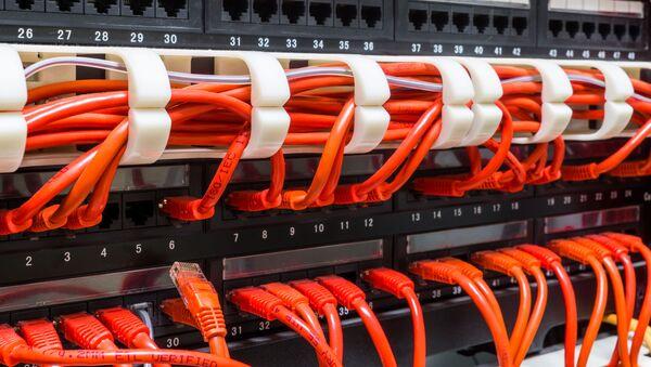 đường cáp Internet - Sputnik Việt Nam